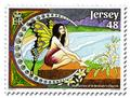 n° 2150 - Timbre JERSEY Poste
