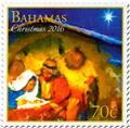 n° 1545 - Timbre BAHAMAS Poste