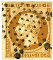 n° 9/10 obl. - Prince-président Louis-Napoléon (Présidence)