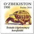 n° 994/995 - Timbre OUZBEKISTAN Poste