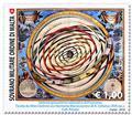 n° 1419/1423 - Timbre ORDRE de MALTE Poste