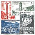nr. 138/153 -  Stamp Andorra Mail