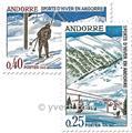 nr. 175/176 -  Stamp Andorra Mail
