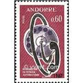 nr. 182 -  Stamp Andorra Mail
