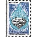 nr. 197 -  Stamp Andorra Mail