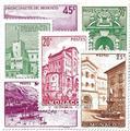 n° 169/183 -  Timbre Monaco Poste
