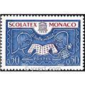 nr. 617 -  Stamp Monaco Mail