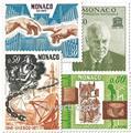 n° 855/858 -  Timbre Monaco Poste