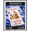 n.o 2295 -  Sello Mónaco Correos