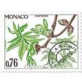 n° 66/69 -  Selo Mónaco Pré-obliterados