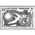 nr. 12 -  Stamp Polynesia Mail
