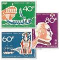 nr. 22/24 -  Stamp Polynesia Air Mail