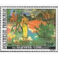 n° 144 -  Timbre Polynésie Poste aérienne