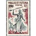 n.o 177 -  Sello Wallis y Futuna Correos