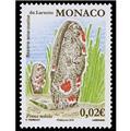 n° 2736 -  Selo Mónaco Correios