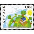 n° 2763 -  Timbre Monaco Poste