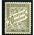 n.o 31 -  Sello Francia Tasa