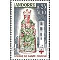 n° 172 -  Selo Andorra Correios