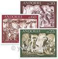 nr. 191/193 -  Stamp Andorra Mail