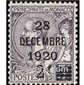 n° 50 -  Timbre Monaco Poste