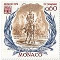 nr. 890/893 -  Stamp Monaco Mail