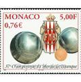 n° 2303 -  Selo Mónaco Correios