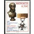 n° 2341 -  Selo Mónaco Correios
