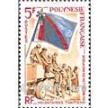 n.o 29 -  Sello Polinesia Correos