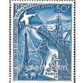 n.o 18 -  Sello Tierras Australes y Antárticas Francesas Correo aéreo