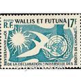 n° 160 -  Timbre Wallis et Futuna Poste