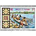 n.o 174 -  Sello Wallis y Futuna Correos