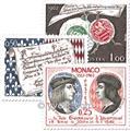 nr. 576/578 -  Stamp Monaco Mail