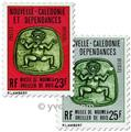 nr. 31/33 -  Stamp New Caledonia Official Mail