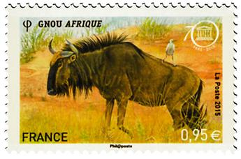 n° 164 - Stamp France Official Mail