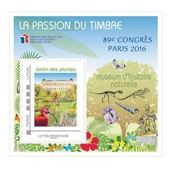nr. 11 -  Stamp France FFAP Stamp