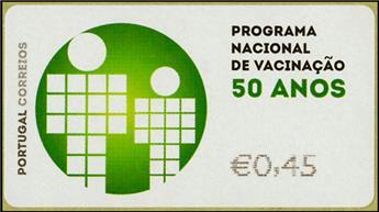n° 210 - Timbre PORTUGAL Timbres de distributeurs