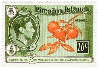 n° 847 - Timbre PITCAIRN Poste
