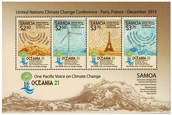 n° 98 - Timbre SAMOA Blocs et feuillets