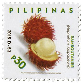 n° 4015 - Timbre PHILIPPINES Poste