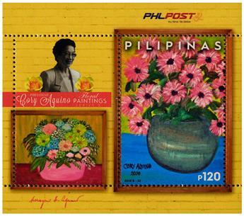 n° 353 - Timbre PHILIPPINES Blocs et feuillets