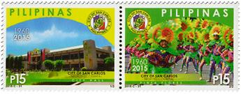 n° 3972 - Timbre PHILIPPINES Poste