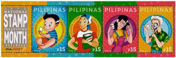 n° 3995 - Timbre PHILIPPINES Poste