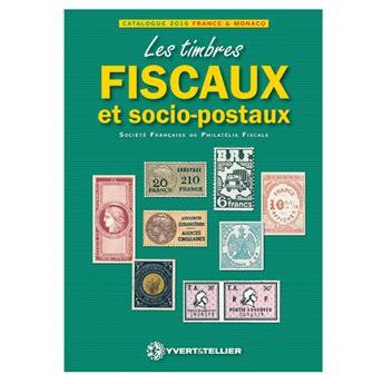 TIMBRES FISCAUX ET SOCIO-POSTAUX 2016