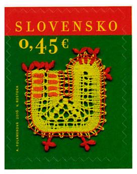 n° 685 - Timbre SLOVAQUIE Poste