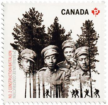 n° 3217 - Timbre CANADA Poste