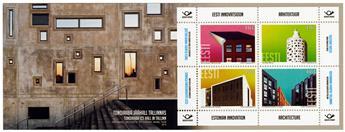 n° C787 - Timbre ESTONIE Carnets
