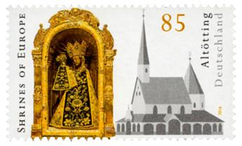 n° 3034 - Timbre ALLEMAGNE FEDERALE Poste