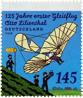 n° 3050 - Timbre ALLEMAGNE FEDERALE Poste