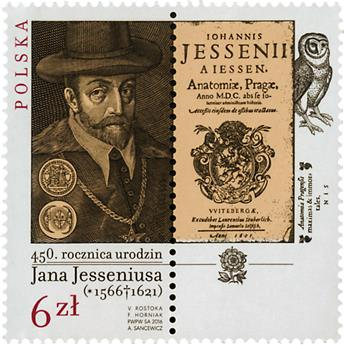 n° 4480 - Timbre POLOGNE Poste