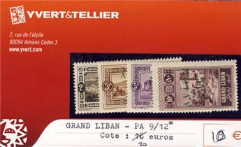GRAND LIBAN - PA n° 9/12*